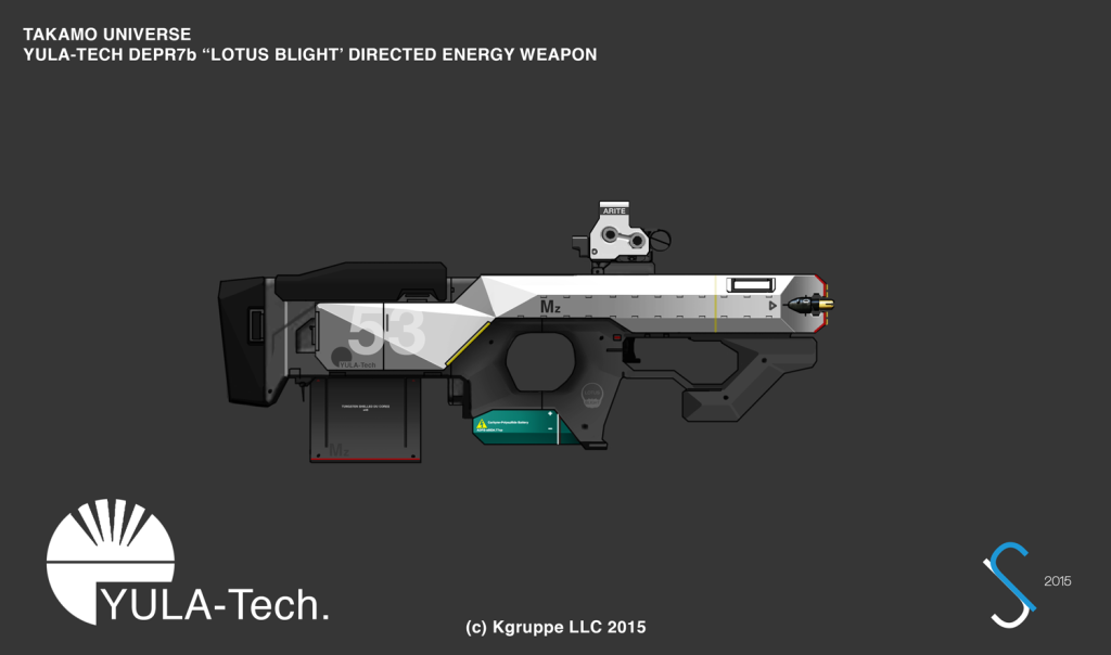 Grand Alliance Combat Engineer flame weapon circa 2950