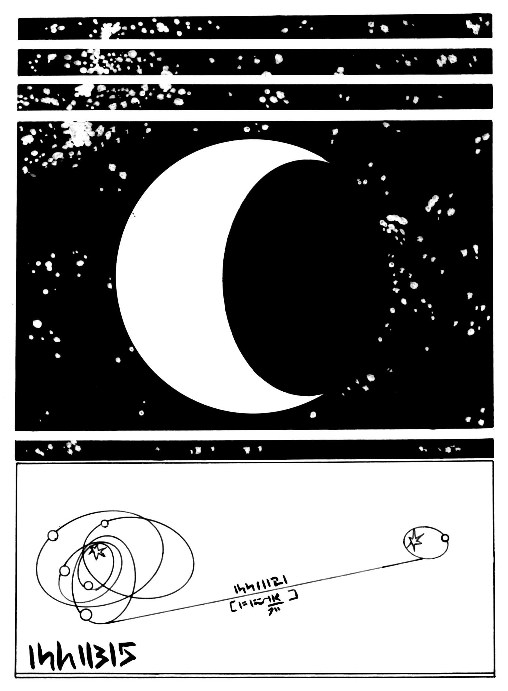 Planet Readout